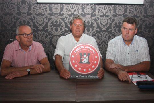 Scheidsrechtersvereniging HZOD sluit zich aan bij Drents Verbond (Kevin Blom)
