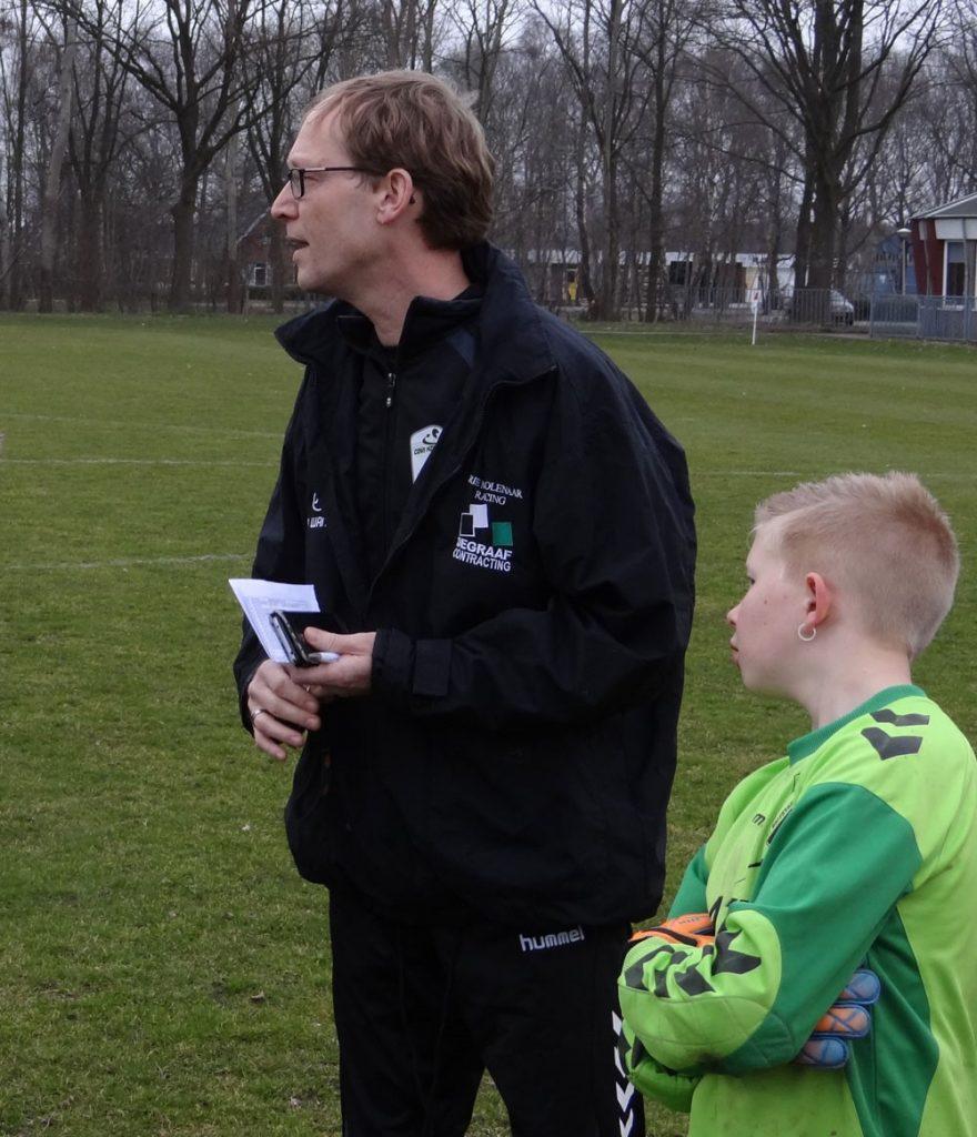 Edgar Voortman genomineerd voor sportvrijwilliger gemeente Emmen