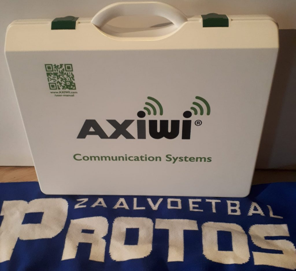 AXIWI communicatiesysteem