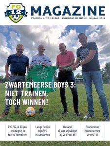 Regio Cup Zuid Oost Drenthe zoekt scheidsrechters.