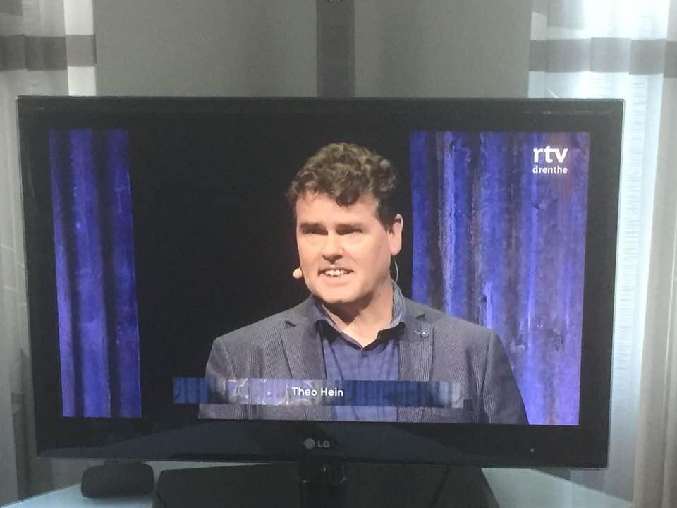 Theo Hein promoot de COVS HZOD