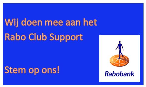 Stem op COVS HZO Drenthe, Rabo Clubsupport.